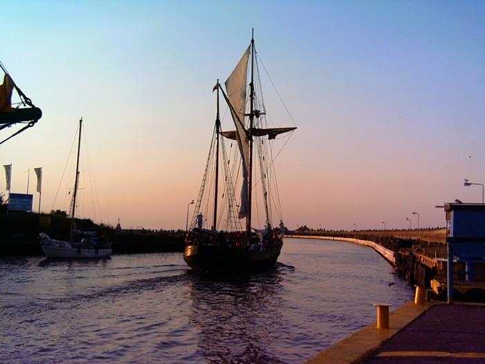 Kołobrzeg Bałtyk